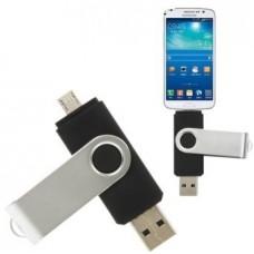 16 GB Flash Disk USB Bellek - OTG Özellikli