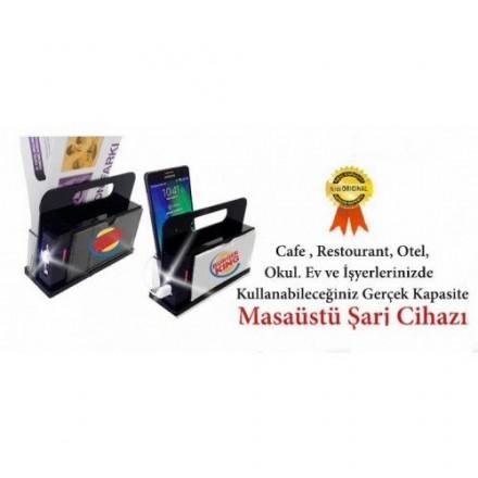 Cafe-Restorant için Powerbank-Promosyon