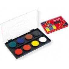 Rubenis 8 Renk Lüx Sulu Boya Toptan Satış