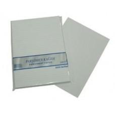 Parşömen Kağıdı Çizgili ve Çizgisiz, Toptan Parşömen Kağıdı 175 Adet