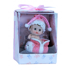 Ponponlu Bebek Biblosu Kutuda 48'li Toptan Satış
