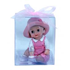 Şapkalı Bebek Biblosu 48'li Toptan Satış