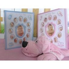 Bebek Fotoğraf Albümü 10 x 15