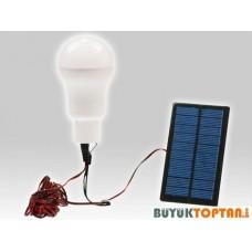 Güneş Enerjili Kamp Lambası