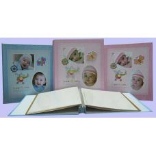 23 x 26 Yapışkanlı Adhesive Çocuk Fotoğraf Albümü