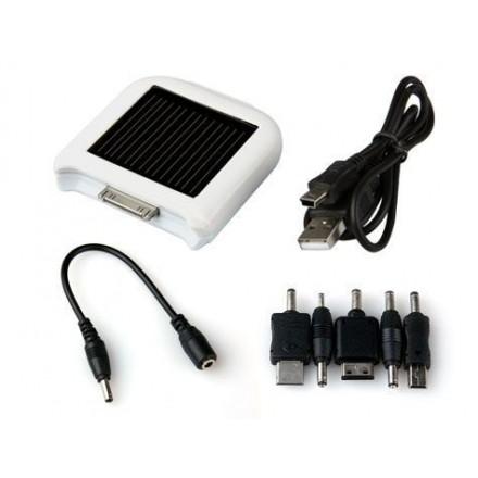 Taşınabilir Güneş Enerjili Şarj Cihazı
