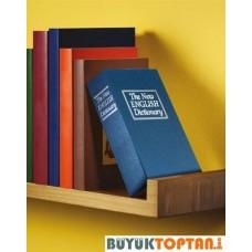 Booksafe Kitap Görünümlü Gizli Kasa