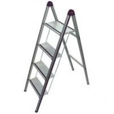 Gazella Merdiven SM-UPM-244 Up N! Up Alüminyum Merdiven - 4 Basamaklı