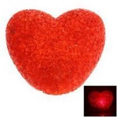 Led Işıklı Kristal Kalp Toptan Satış