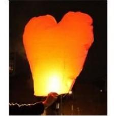 Kalp Şekilli Dilek Feneri Toptan Satış