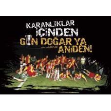 3 Boyutlu Galatasaray Lisanslı Toptan Satış