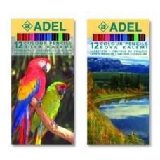 Adel 2315000 12 Renk Kuru Boya Toptan Satış