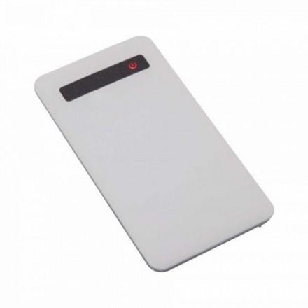 Dokunmatik ince 4000 mAh Powerbank- Garantili